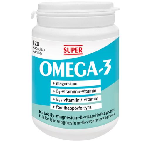 omega 3 magnesium
